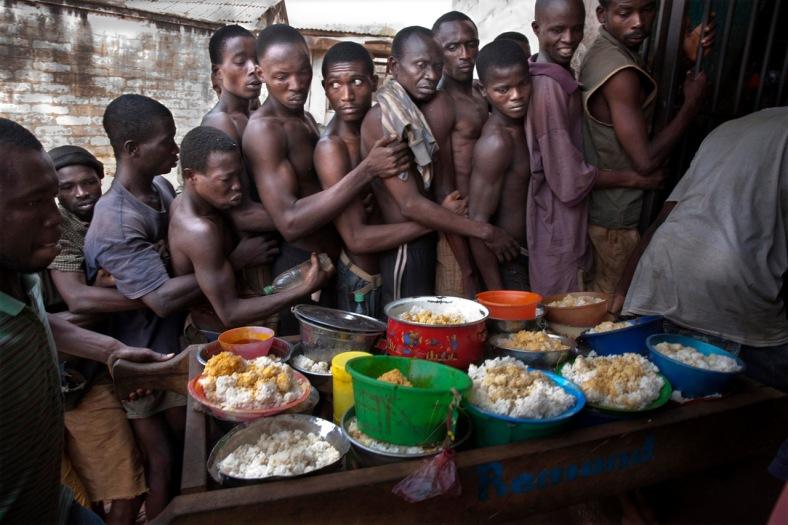 Minors in Prisons part 1. Pademba Central Prison , Sierra Leona.