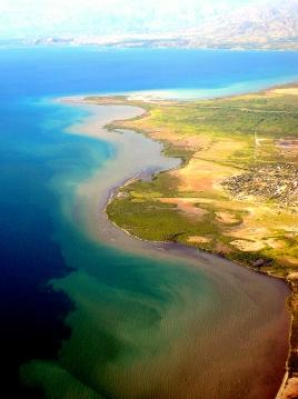 2.Tierra fértil va a parar al mar